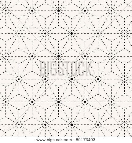 Seamless trendy geometrical pattern