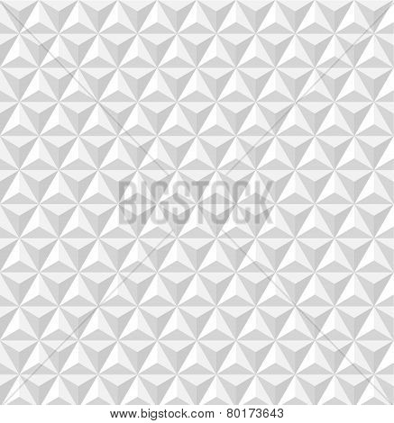 Seamless subtle geometrical abstract pattern