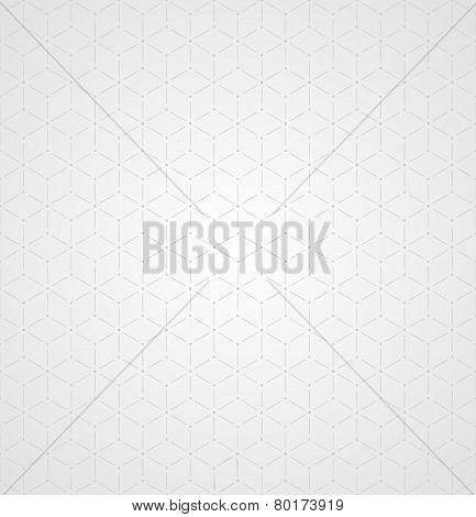 Gray and white minimalistic geometrical pattern