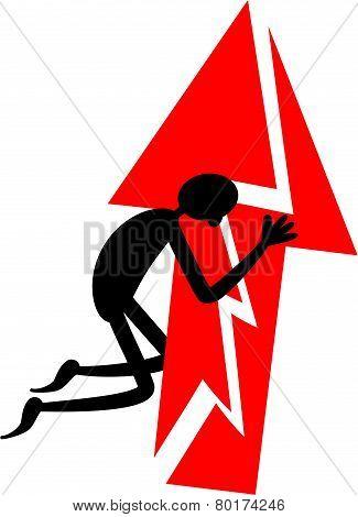 Broken Arrow Man