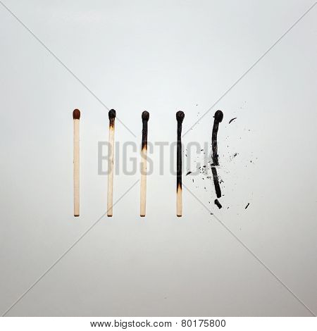 Matches On Paper