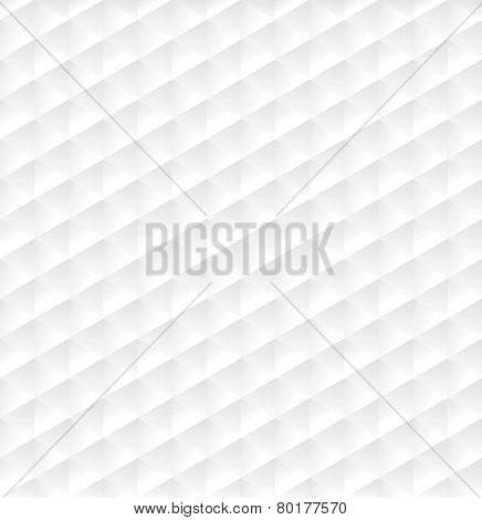White texture background.