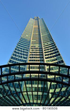 Q1 Tower In Gold Coast Queensland Australia
