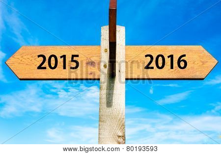 Happy New Year conceptual image