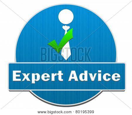 Expert Advice Circle