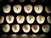 image of slang  - BFFS  - JPG