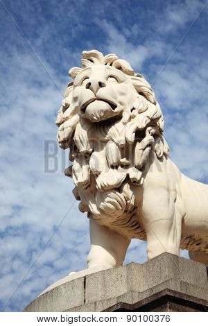 South Bank Lion