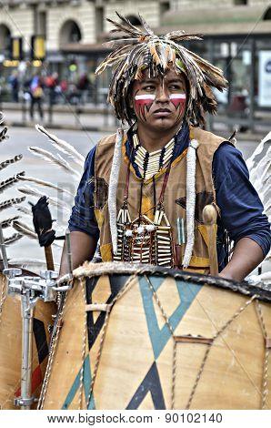 Musician Native Americans