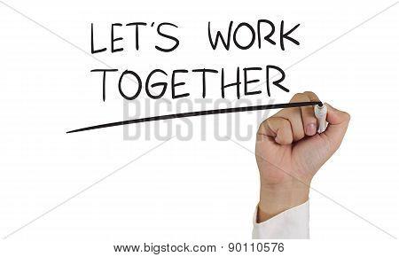 Lets Work Together