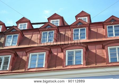 Mansard Windows.
