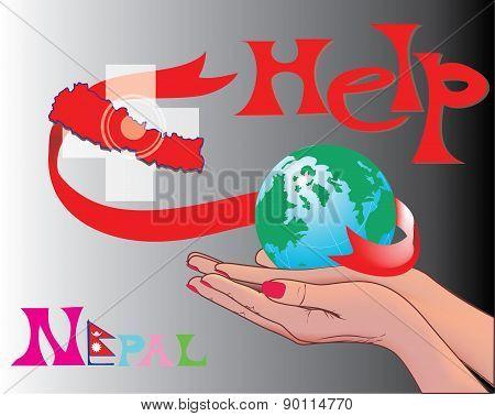 Help To Nepal