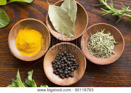 Dry Herb And Spice