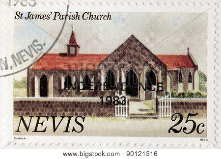 Saint James Parish Church