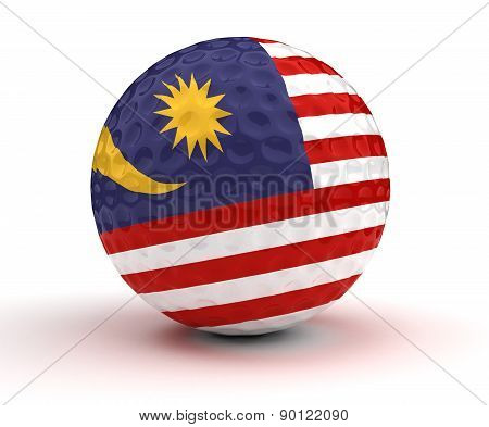 Malaysian Golf Ball