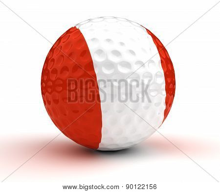 Peruvian Golf Ball