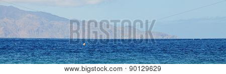 Approaching Island