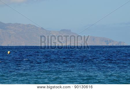 Mountainous Island Brava