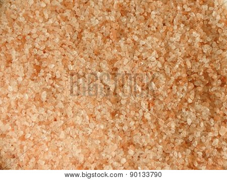 Himalaya Pink Salt Background