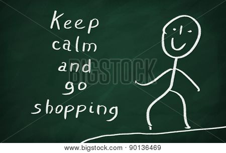 Calm And Go Shopping