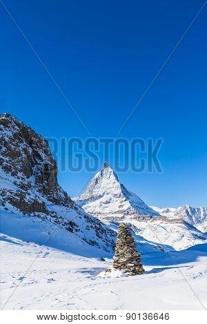 Matterhorn And Tone Heap
