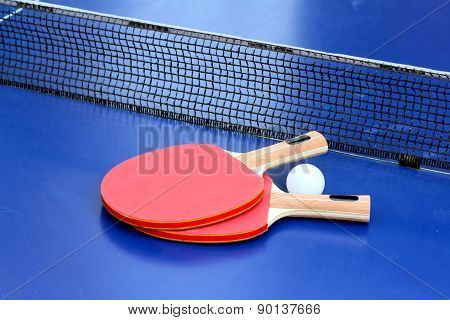 Two Table Tennis