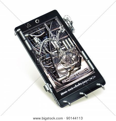 Mechanical Smartphone