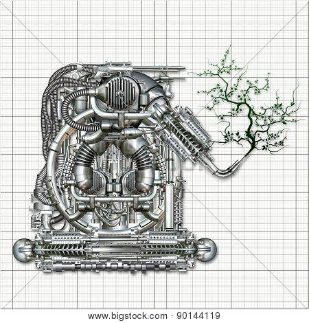 Mechanics And Nature