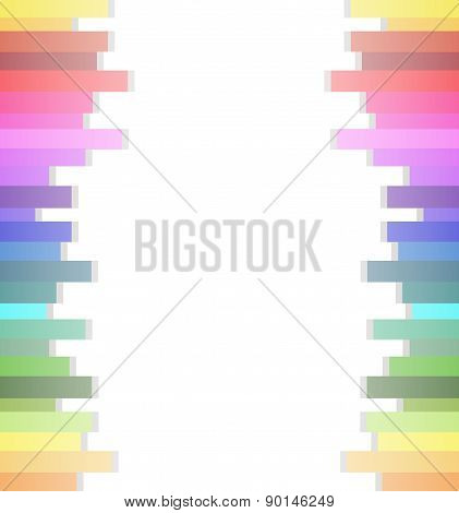 Colorful spectrum for background, rainbow abstract for background