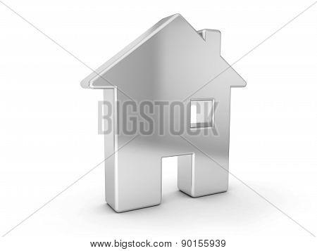 Silver House Symbol