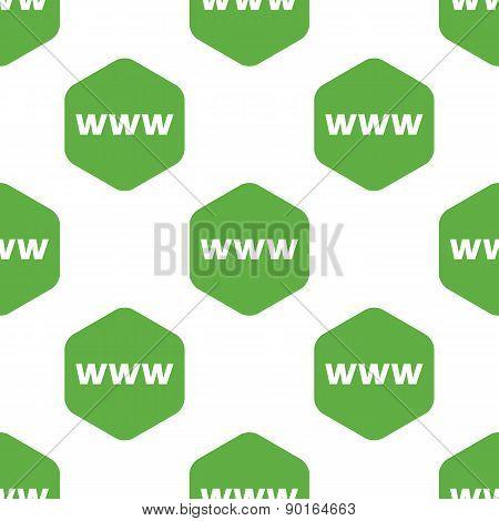WWW pattern