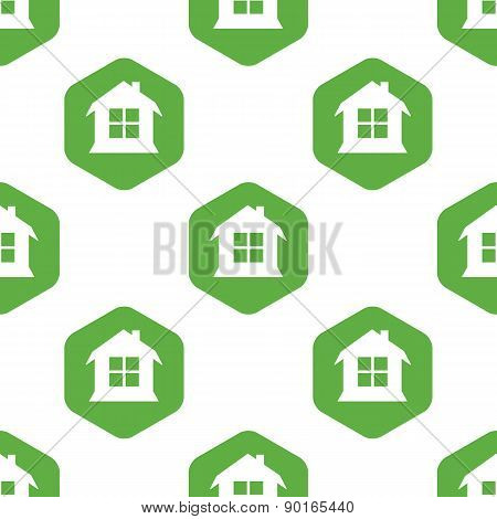 House pattern