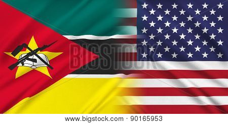 Usa And Mozambique