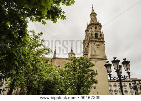 Cathedral in Spain