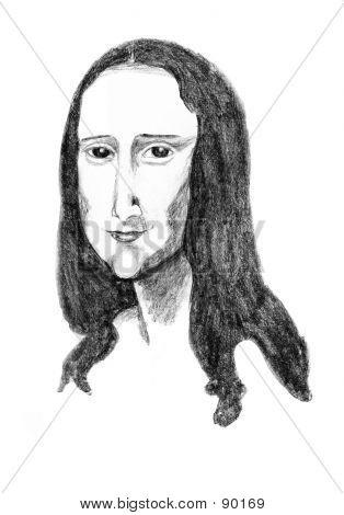 A Mono Lisa Resemblance