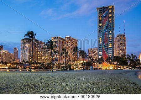 Hilton Rainbow Tower Resort