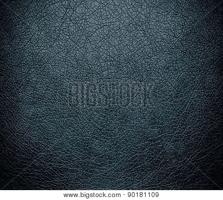 Cadet color leather texture background