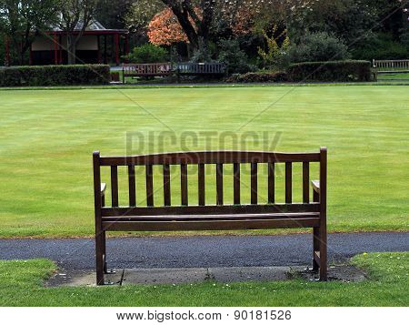 Bench And Bowling Green