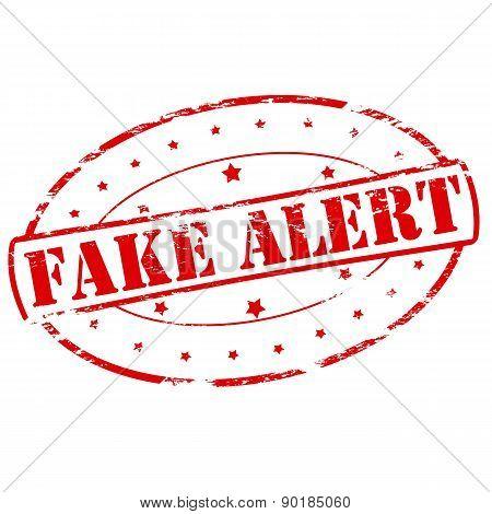 Fake Alert
