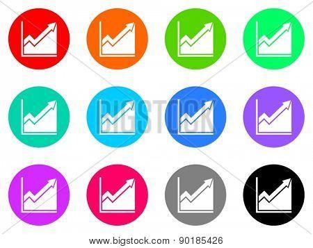 graphic vector web icon set
