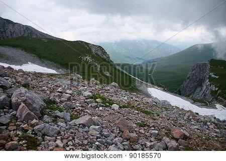 Caucasus Rocky Screes