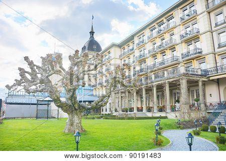 Grand Hotel Interlaken, Switzerland
