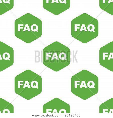 FAQ pattern