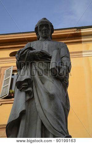 Ludovico Muratori Sculpture