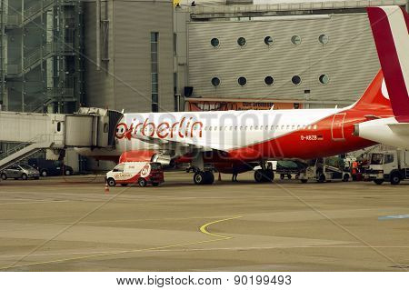 Airliner by Airberlin