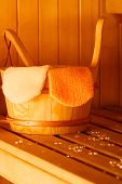 stock photo of ladle  - Beauty health spa and lifestyle concept - JPG