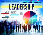 foto of role model  - Leader Leadership Coach Guide Role Model Concept - JPG