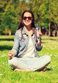 stock photo of bottle water  - lifestyle - JPG