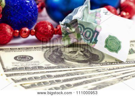 Depreciation Of The Russian Ruble