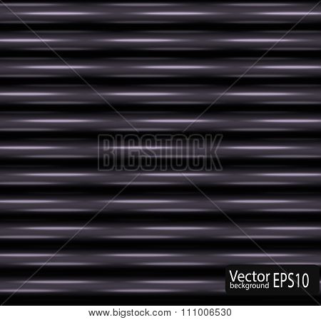 Abstract tubular glossy background for design
