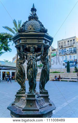 Paris Square, Haifa